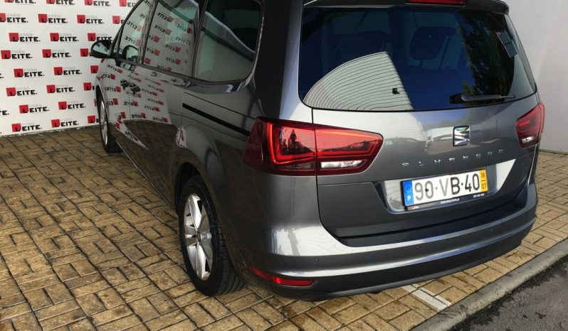SEAT Alhambra 2.0 TDi Style Advanced completo