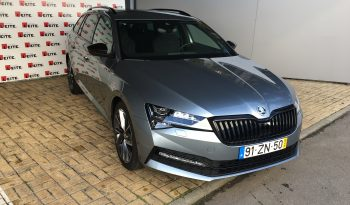 ŠKODA Superb Break 2.0 TDI 190 CV DSG SportLine completo